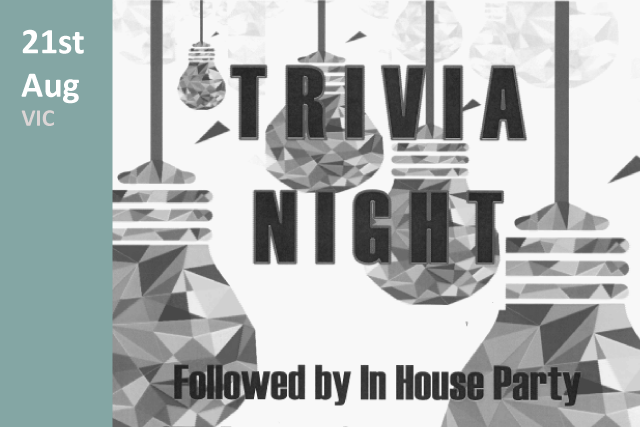 CYM Melbourne Trivia Night - Community Events