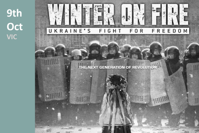 Winter on Fire - documentary advertisement