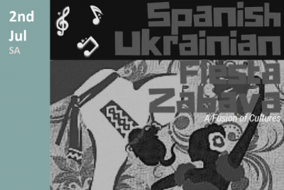 Spanish Ukrainian Fiesta Zabava