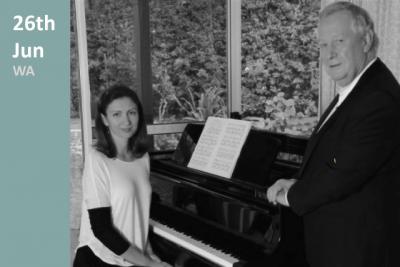 Photo of Classical Duo - Anna Bogachova and Cornelius de Munck