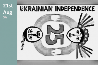 Ukrainian Independence Day 2016 South Australia