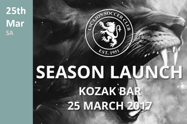 USC Lion Season Launch 2017