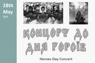Heroes Day in WA 2017