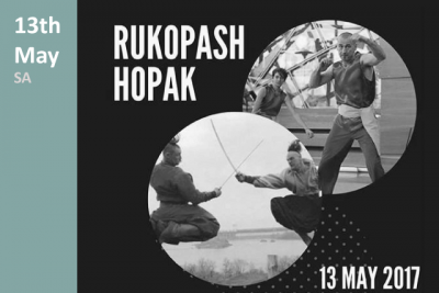 Rukopash Hopak Workshop in Adelaide
