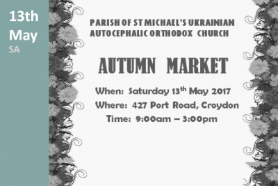 St Michael Autumn market