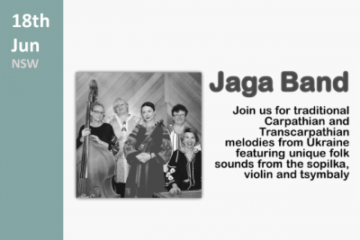 Jaga Band performance in NSW