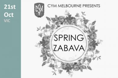 Spring Zabava October 2017