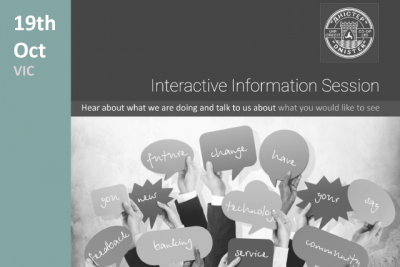 Interactive Information Session