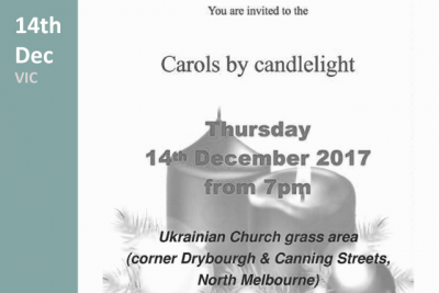 Carols by Candlelight in Melbourne 2017