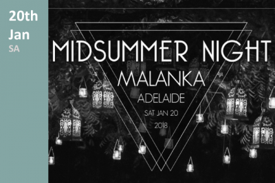 Adelaide Malanka 2018