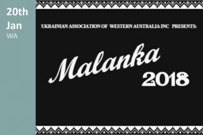 Perth Malanka 2018