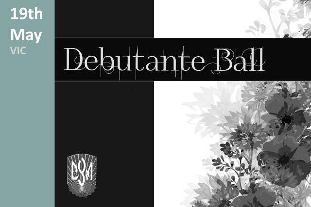 Debutante Ball 2018