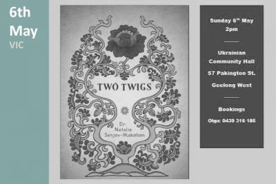 Two Twigs Presentation - Geelong 2018