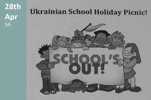 Ukrainian School Holiday Picnic