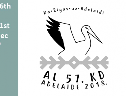 57th Australian Latvian Arts Festival