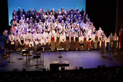 Australian Latvian Arts Festival