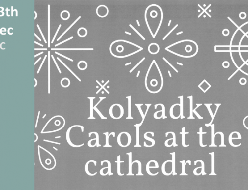 Kolyadky Carols at the Cathedral