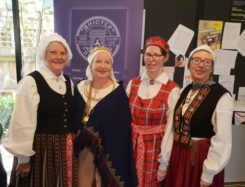 Latvian Independence Day 2018 – Melbourne