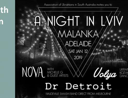 Adelaide Malanka 2019